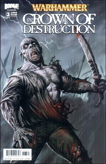 Warhammer: Crown of Destruction 3-B by Boom! Studios