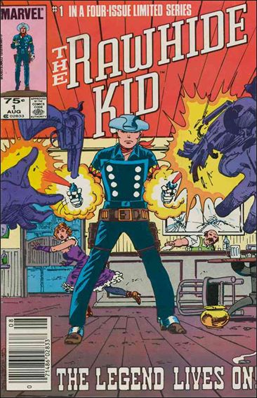 Rawhide Kid (1985) 1-A by Marvel
