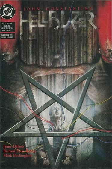 Hellblazer (1988) 12-A by Vertigo