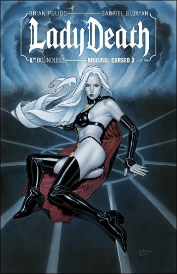 Lady Death Origins: Cursed 3-A by Boundless Comics