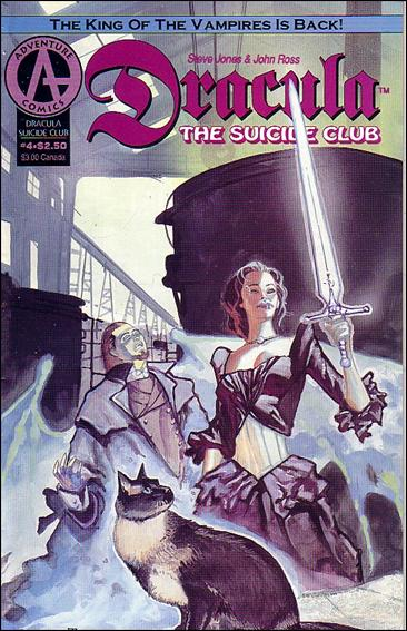 Dracula: The Suicide Club 4-A by Adventure