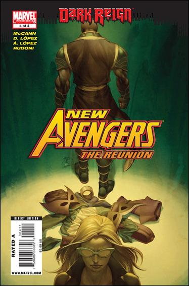 New Avengers: The Reunion 4-A by Marvel