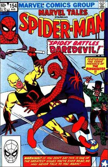 Marvel Tales (1966) 154-A by Marvel