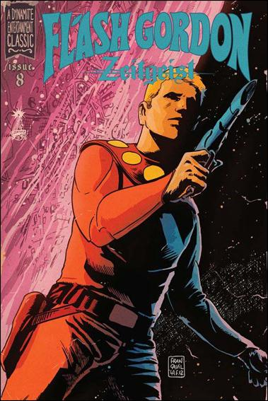 Flash Gordon: Zeitgeist 8-B by Dynamite Entertainment
