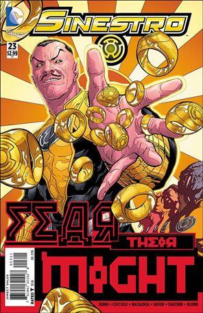Sinestro 23-A
