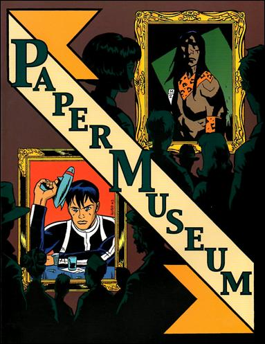 Paper Museum 1-A by Jungle Boy Press