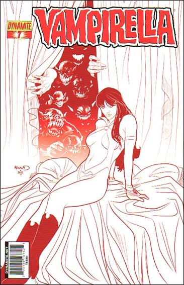 Vampirella (2010) 7-F by Dynamite Entertainment