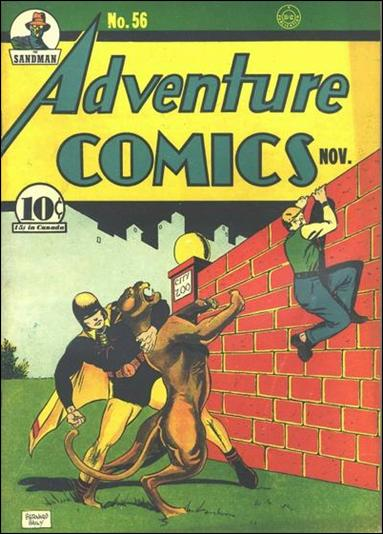 Adventure Comics (1938) 56-A by DC