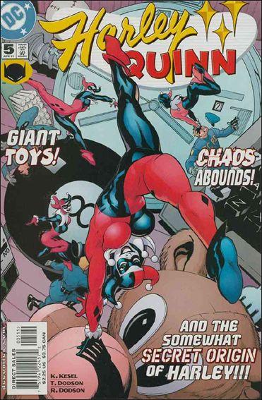 Harley Quinn (2000) 5-A by DC