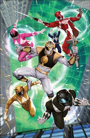 Mighty Morphin 6-D