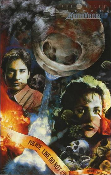 X-Files Mastervisions (Base Set) 4-A by Topps