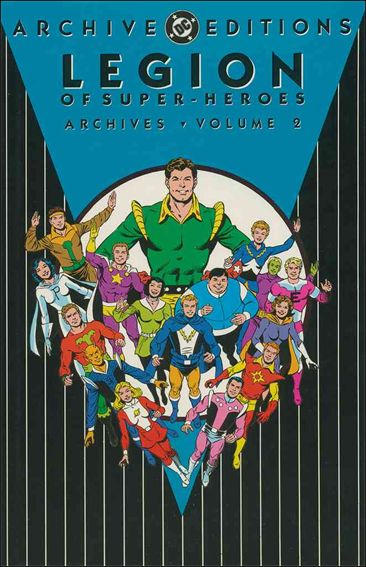 Legion of Super-Heroes Archives 2-A by DC