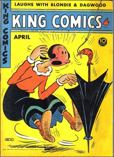 King Comics 96-A by David McKay