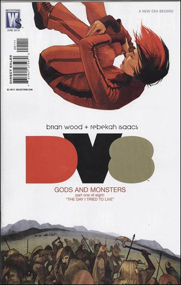 DV8: Gods and Monsters 1-A by WildStorm