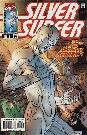 Silver Surfer (1987) 127-A by Marvel