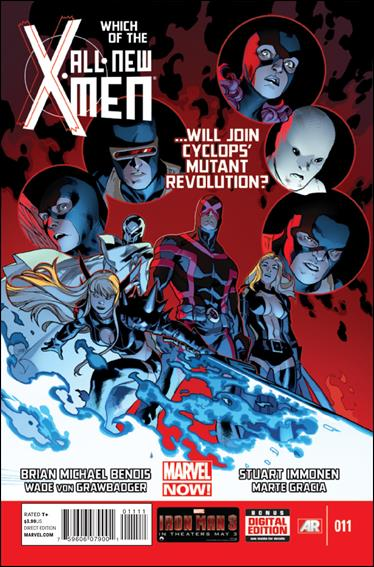 All-New X-Men 11-A by Marvel