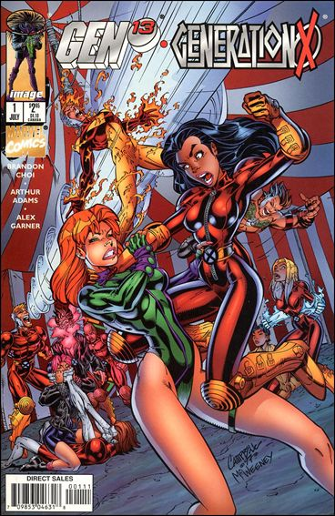 Gen13/Generation X 1-B by Image