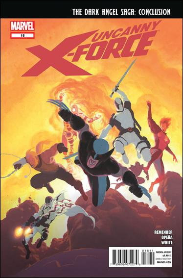 Uncanny X-Force (2010) 18-B by Marvel