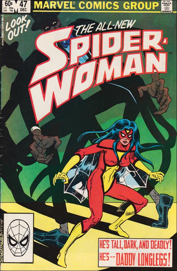 Spider-Woman (1978) 47-A by Marvel