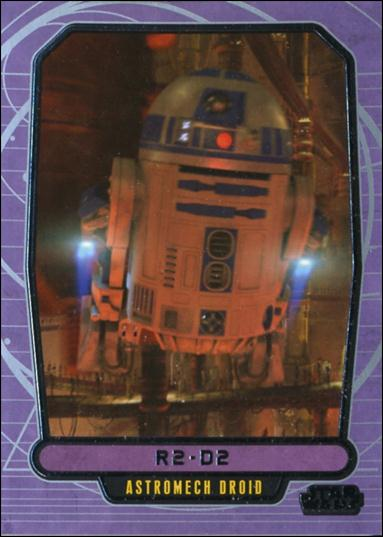 Star Wars Galactic Files (Base Set) 53-A by Topps
