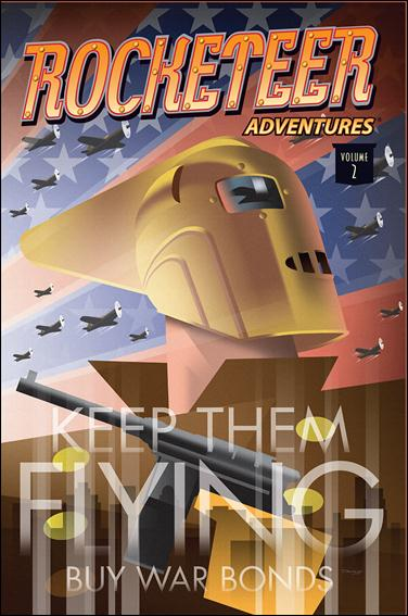 Rocketeer Adventures 2-A by IDW