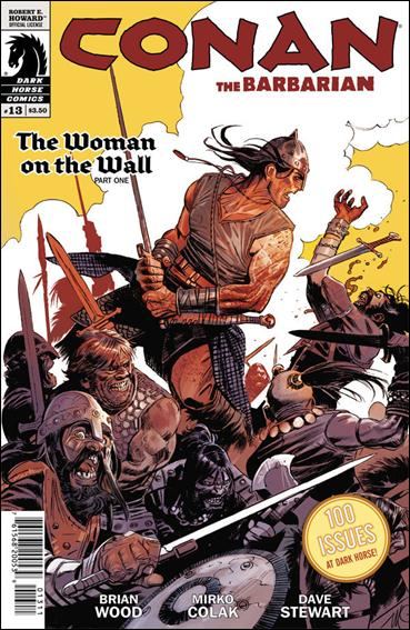Conan the Barbarian (2012) 13-A by Dark Horse