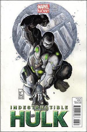 Indestructible Hulk 3-B