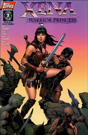 Xena: Warrior Princess (1997) 2-A