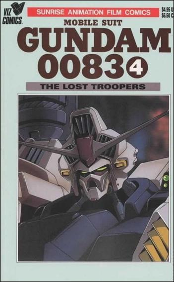 Mobile Suit Gundam 0083 4-A by Viz