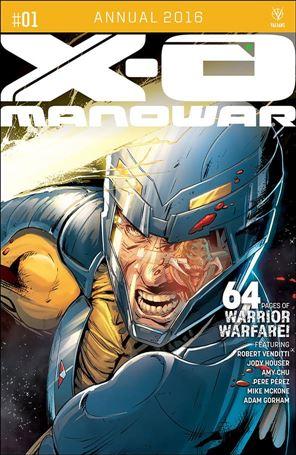 X-O Manowar Annual 2016 1-B