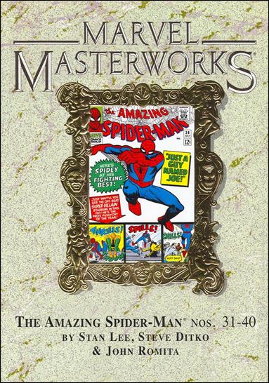 Marvel Masterworks: The Amazing Spider-Man 4-B by Marvel