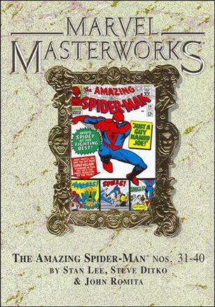 Marvel Masterworks: The Amazing Spider-Man 4-B