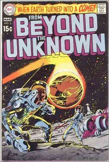 From Beyond the Unknown 3-A by DC