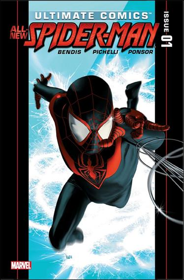 Ultimate Comics Spider-Man 1-B by Marvel