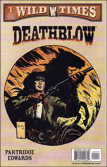 Wild Times: Deathblow 1-A by WildStorm