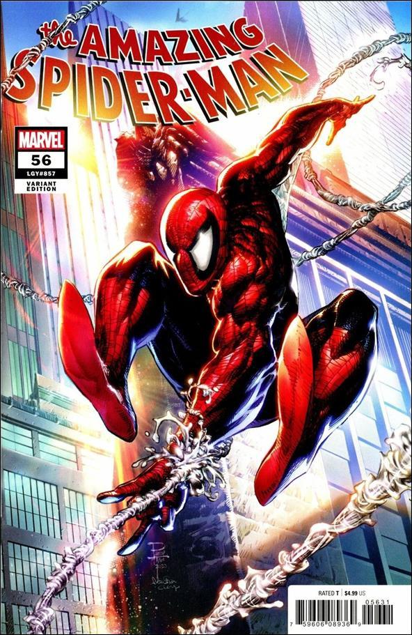 Amazing Spider-Man (2018) 56-B by Marvel