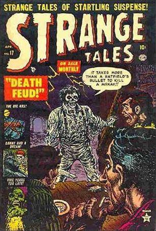Strange Tales (1951) 17-A