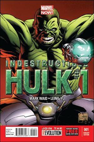 Indestructible Hulk 1-D
