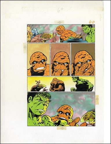 Incredible Hulk and the Thing: The Big Change Issue #29 Page 60 by Marvel
