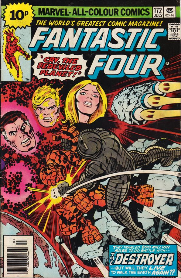 Fantastic Four (1961) 172-C by Marvel