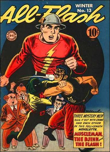 All-Flash (1941) 13-A by DC