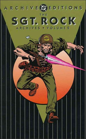 Sgt. Rock Archives 2-A by DC