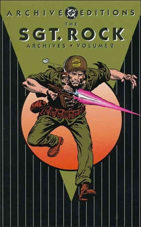 Sgt. Rock Archives 2-A