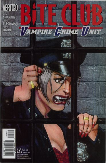 Bite Club: Vampire Crime Unit 3-A by Vertigo