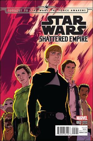 Journey to Star Wars: The Force Awakens - Shattered Empire 2-C