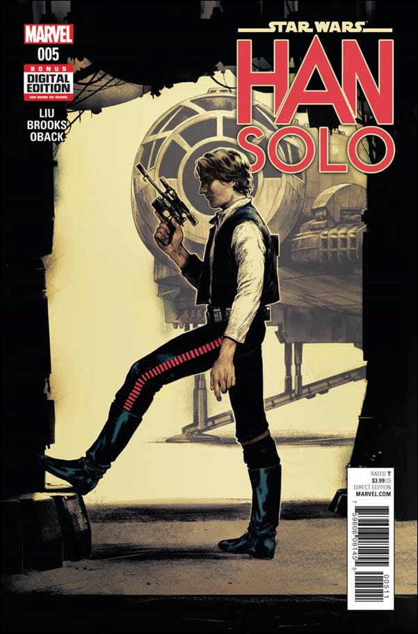 Han Solo 5-A by Marvel