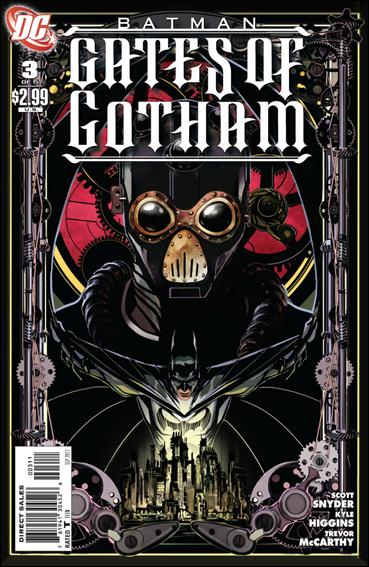 Batman: Gates of Gotham 3-A by DC