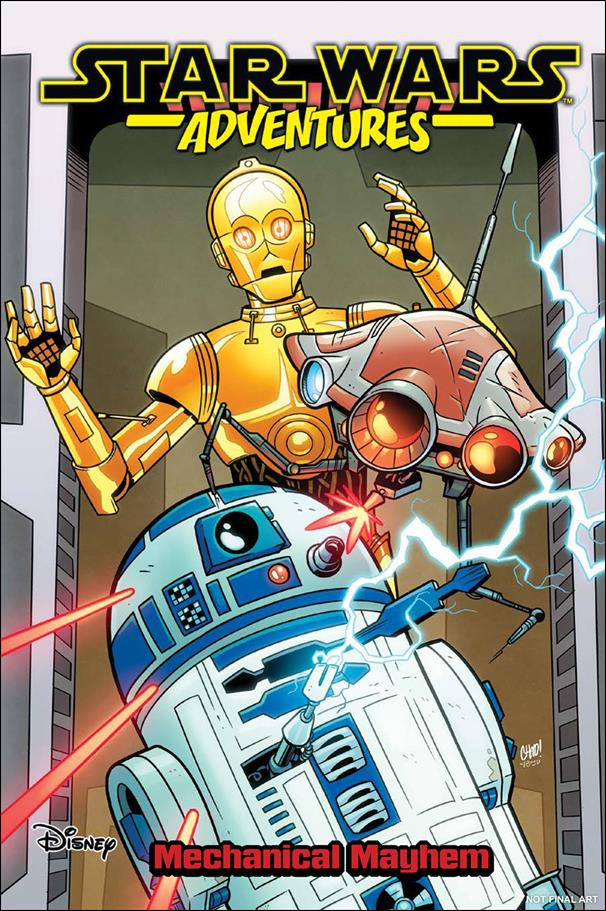 Star Wars Adventures (2017) 5-A by IDW