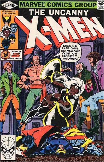 X-Men (1963) 132-A by Marvel