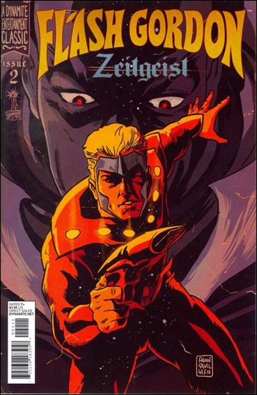 Flash Gordon: Zeitgeist 2-C by Dynamite Entertainment